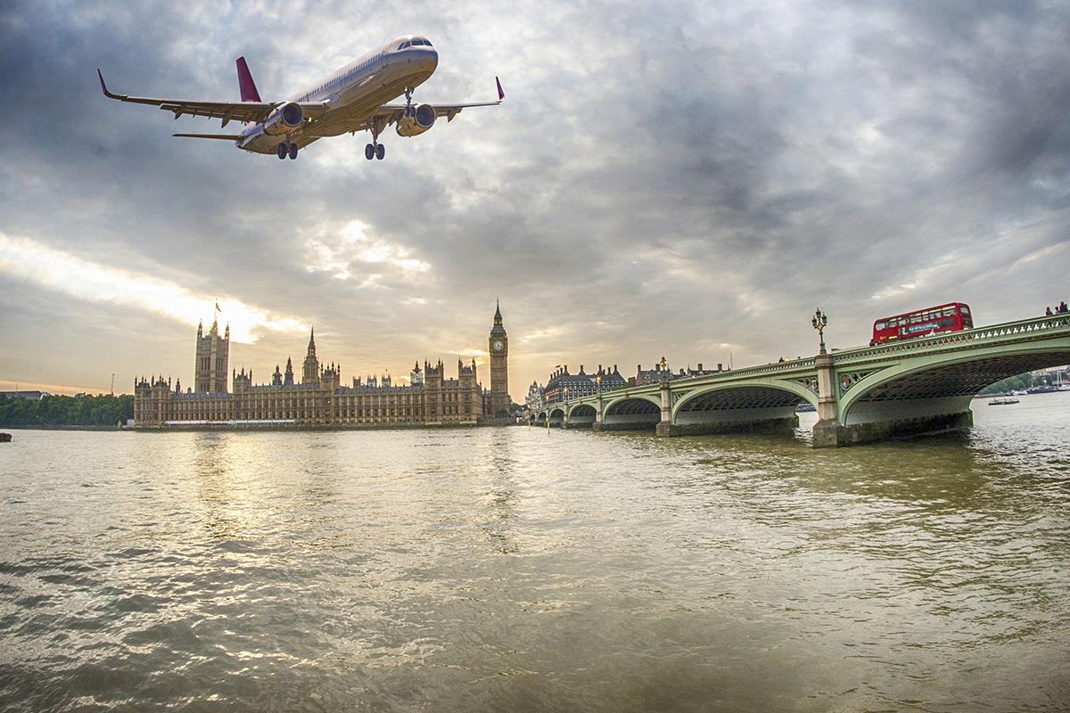 alle londoner flughäfen